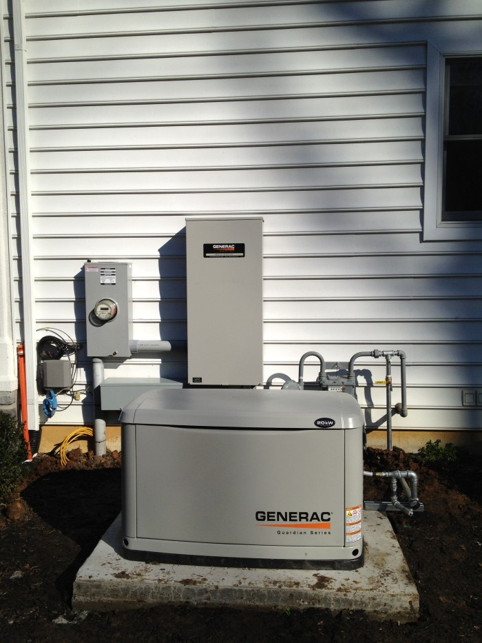 Planning Your Home Standby Generator Installation